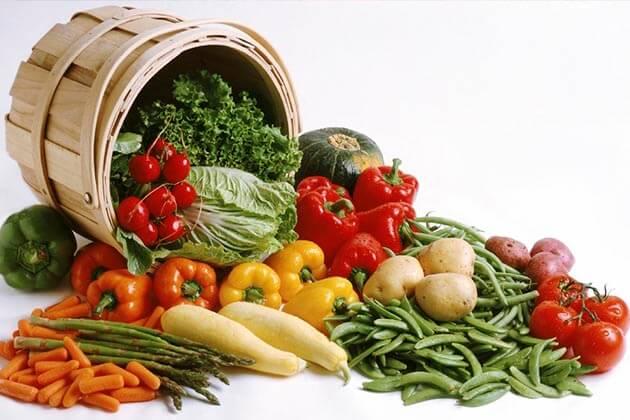 Propiedades hortalizas