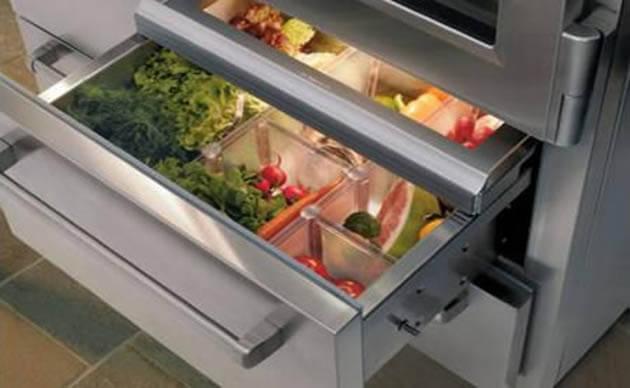 Refrigeración alimentos